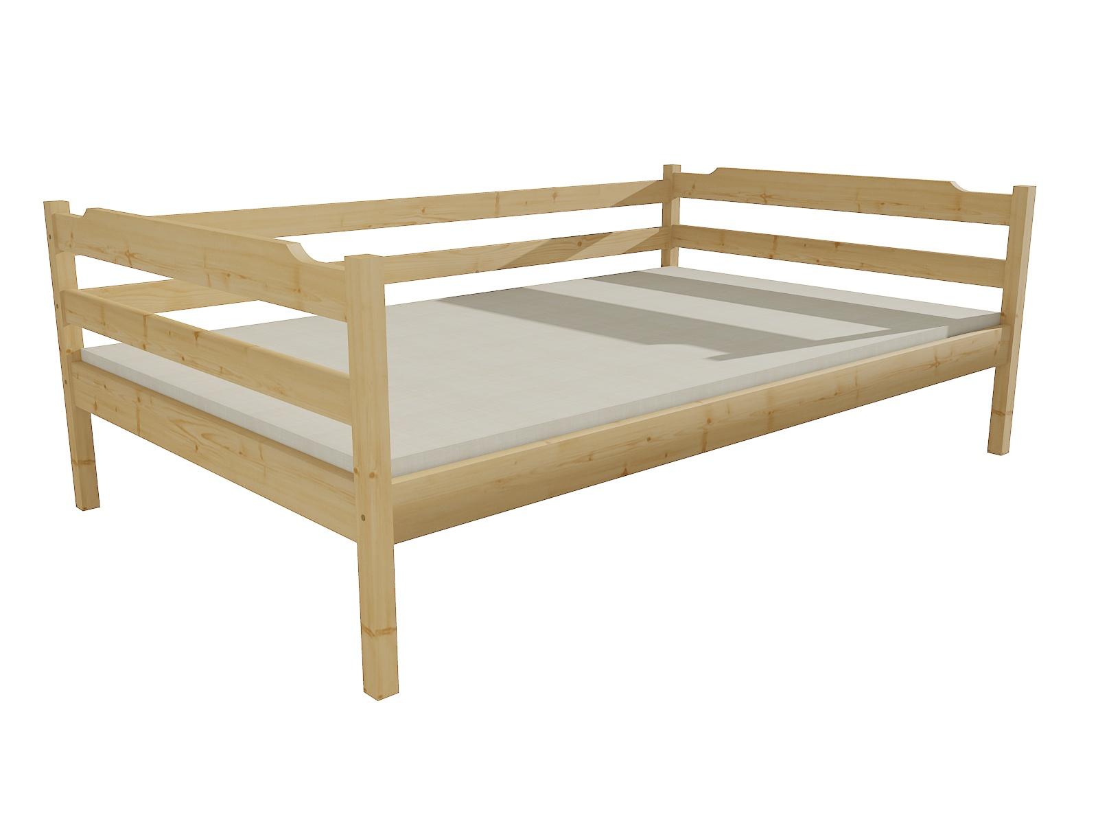 Dětská postel DP 007 XL