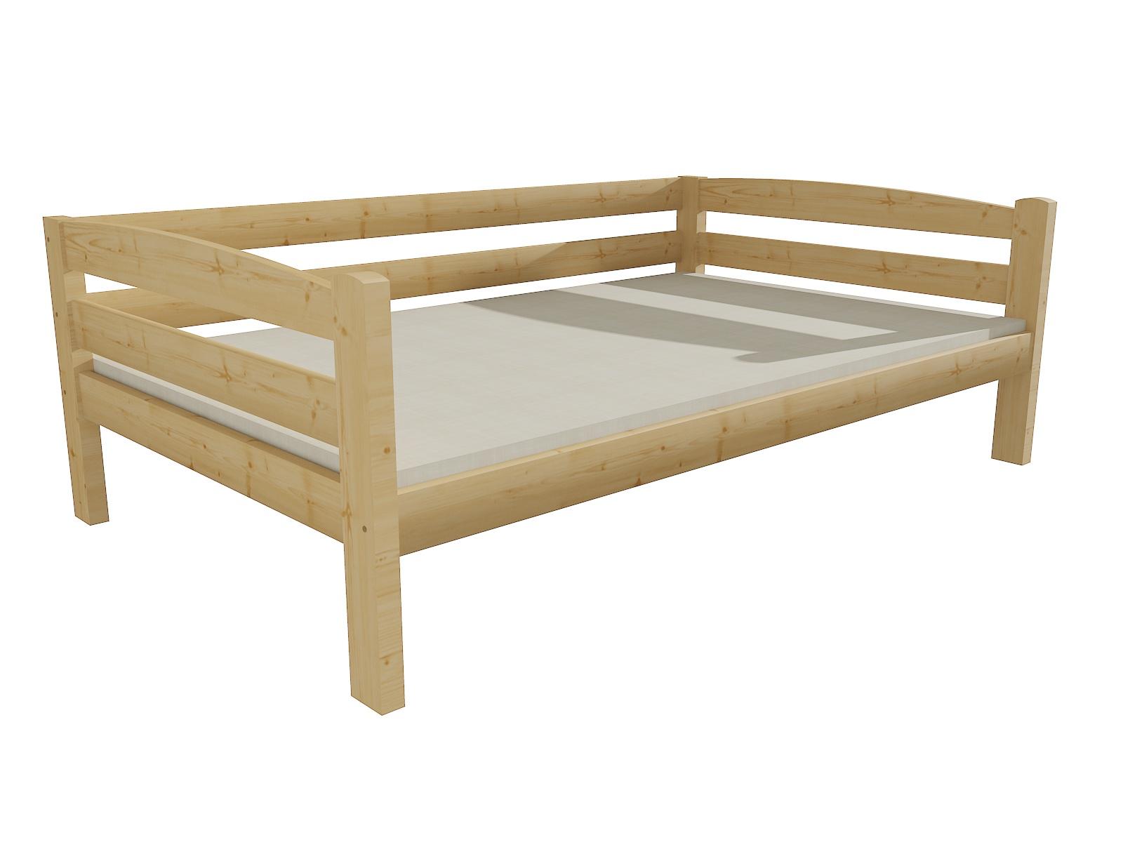 Dětská postel DP 010 XL