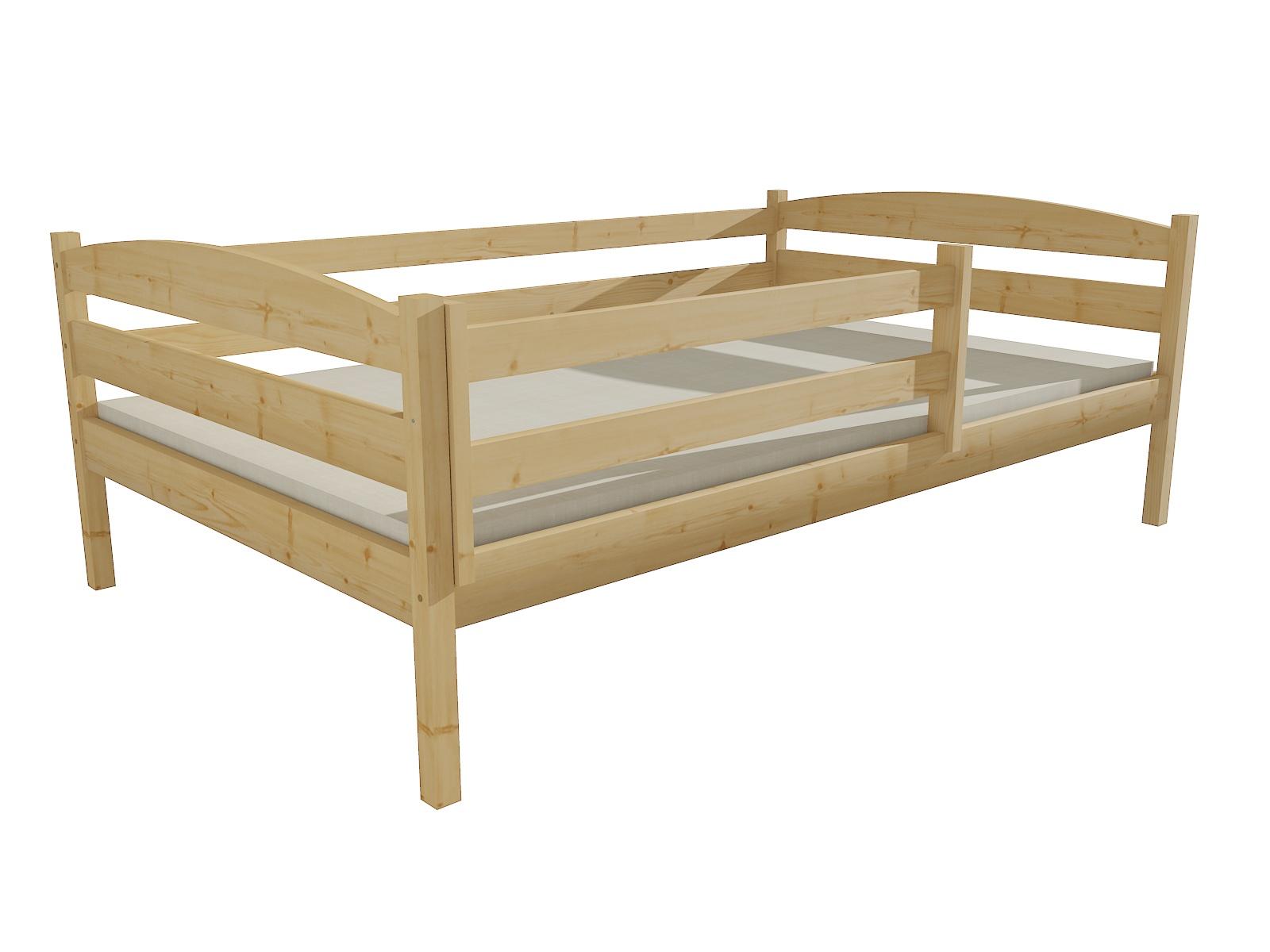 Dětská postel DP 020 XL