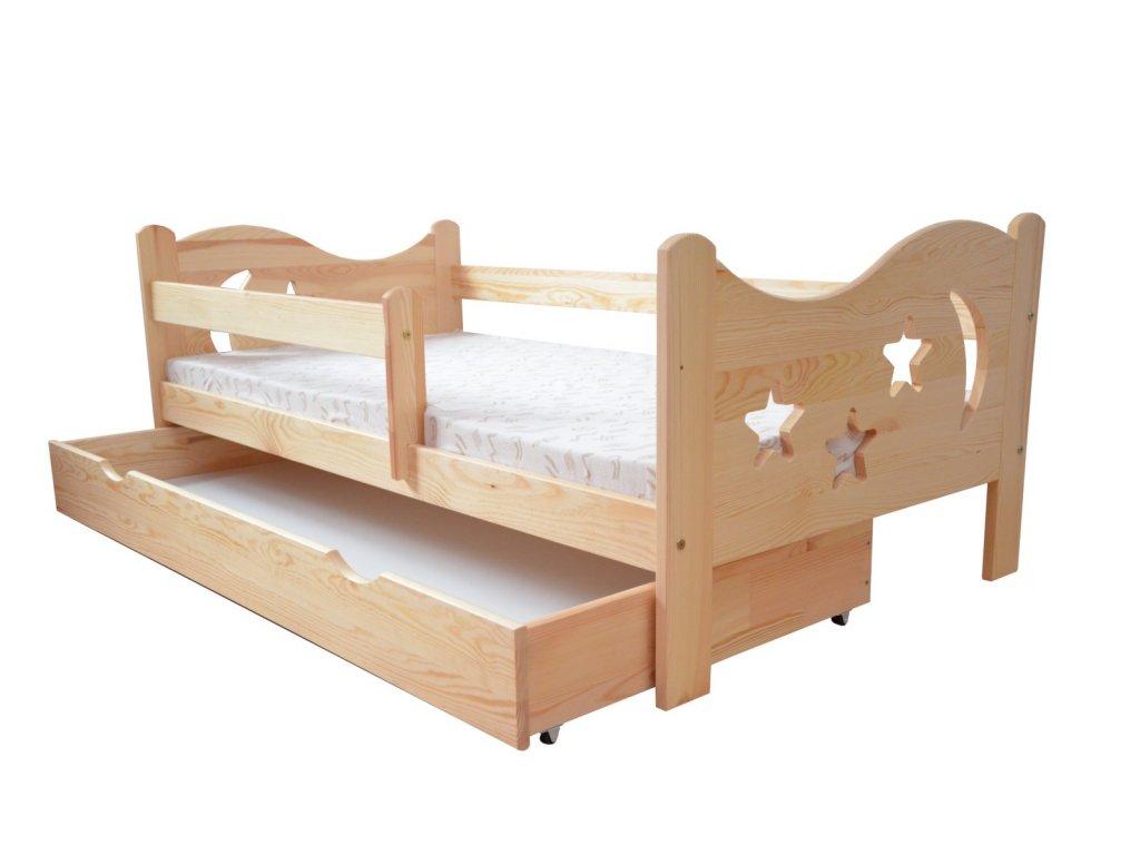 Dětská postel DP 021